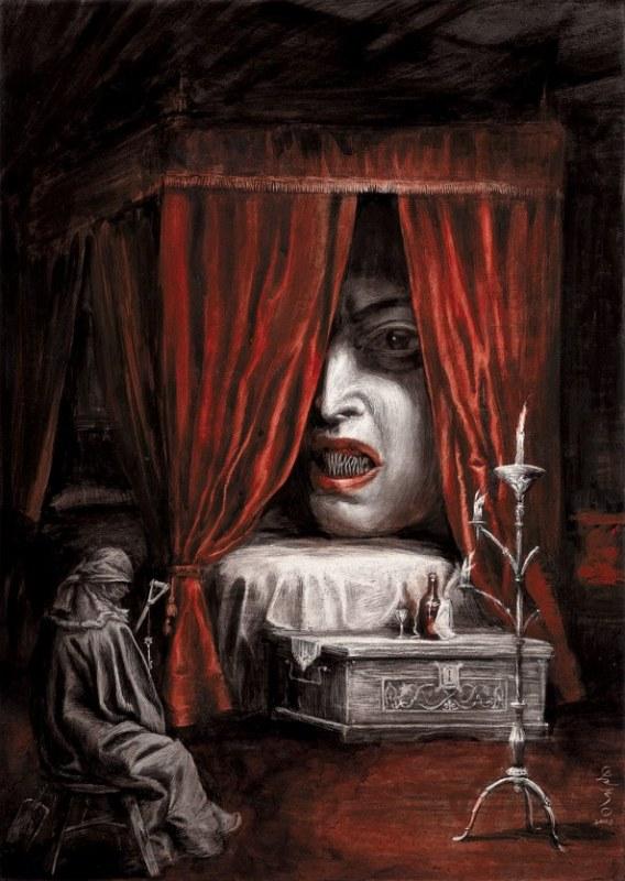 Resultado de imagen de la condesa sangrienta libros del zorro rojo
