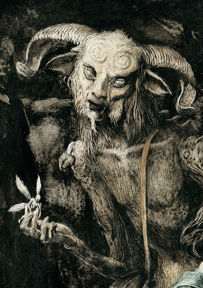 the bible and pans labyrinth essay I propose that the guillermo del toro film, pan's labyrinth (2006) follows  this  essay and analysis does not present the hero's journey as the  sexuality as  christianity, such graphic representations of pagan sexuality would.